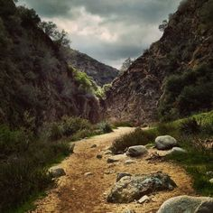 Eaton Canyon Hiking Trail