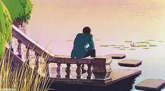 "callumbal: "" Lupin III - The Castle of Cagliostro "" Old Anime, Anime One, Manga Anime, Hayao Miyazaki, Lupin The Third, Romantic Couples Photography, Studio Ghibli Art, Ghibli Movies, Arte Disney"