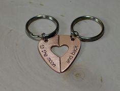Show your #Love with guitar pick key chains by Nici's Jewelry.#guitarpick #keychain #valentinesday