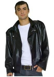 991f9e86 50's rock and roll--Still we have Leather Jackets and JEANS Greaser Costume,
