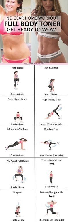 #womensworkout #workout #femalefitness Repin and share if this workout toned your whole body! Click the pin for the full workout.