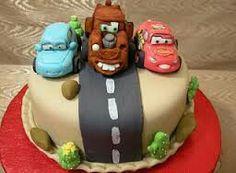 Happy Birthday my little boy! Do you like McQueen?