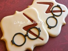 Harry Potter Cookies - galletas