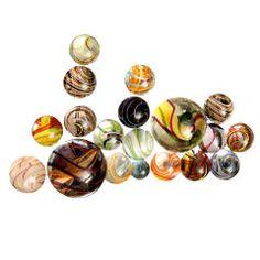 Murano Kaleidoscope balls