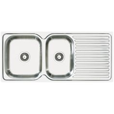 abey 1 75 single bowl stainless steel sink lh i n 5110073   bunnings warehouse squareline 980 kitchen sink with 1  u0026 1 2 bowls and drainer      rh   pinterest com