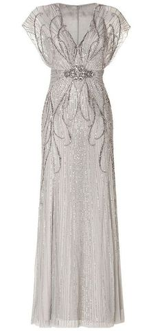 Jenny Packham gown..... Oh so stunning