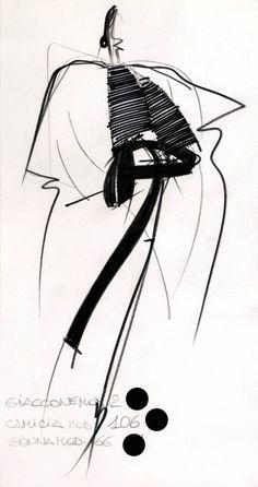 Fondazione Gianfranco Ferré / Collections / Woman / Couture / 1987 / Fall / Winter