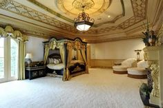Gothic Victorian Bedroom Check us out on Fb- Unique Intuitions #uniqueintuitions #gothic #victorian #bedroom