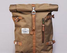 Poler Rolltop Backpack - Olive | Freshness