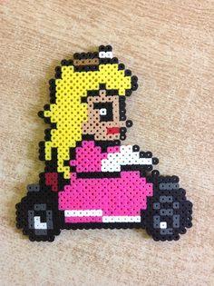 Mario Kart 64 - Peach