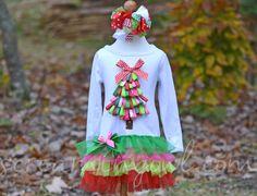 Ribbon Tree Dress from $13.50
