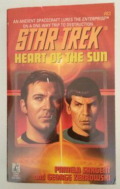 Star Trek: Heart of the Sun -- Pamela Sargent & George Zebrowski