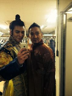Behind the scenes - Ji Chang Wook - Empress Ki