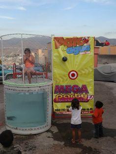 #DunkTankEnHermosillo  Cotizaciones   Hermosillo, Sonora Ofi. 6621975529   Cel. 662505985   Nex. 62*343626*2