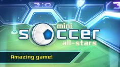 3d Mobile, Star Mobile, Mobile Video, Mobile Game, Table Football, Unreal Engine, Single Player, Sports Games, Epic Games