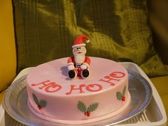 Christmas Cakes - Daisykins Nursery 003 by Cakes By Ade (from Ade's Piccies), via Flickr