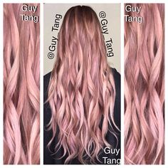 Guy tang hair