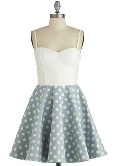 The Stuff of Dreams Dress, #ModCloth