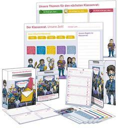 Mitmach-Set zum Klassenrat Inhalte 2014