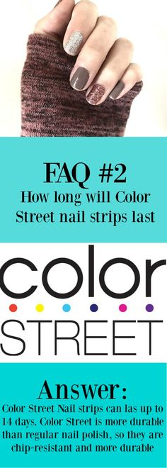 Color Street Recently Released A List Of The 25 Most Popular Nail Strips Do You See One Of