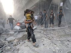Where we lost Humanity All hospitals are destroyed in Aleppo battle - 3