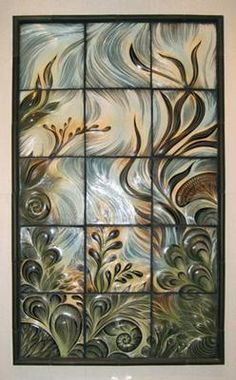 Image detail for -Wake up Your Walls with Handmade, Ceramic Wall Art Tile