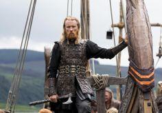 Vikings (series 2013 - ) Starring: Thorbjørn Harr as Jarl Borg. (click thru for high res)