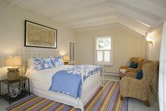 Marthas Vineyard Master Bedroom - traditional - bedroom - boston - Schranghamer Design Group