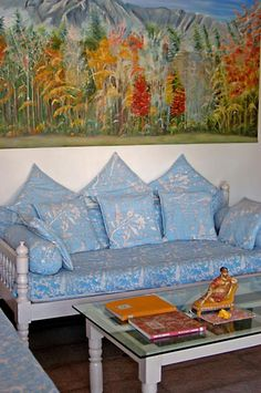 Cushion covers and sofa covers