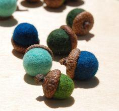 mooi voor de herfsttafel door greenbaboonsdesign