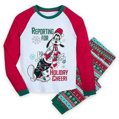 Disneys Minnie Mouse ~Holiday Cheer Flannel Nightgown~ Toddler Girls 2T
