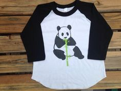 Child panda shirt kid panda shirt cute pandas pandas panda   Etsy - Panda Shirt - Ideas of Panda shirt #PandaShirt -   Child panda shirt kid panda shirt cute pandas by AzzlinnKaly Giraffe Shirt, Panda Shirt, Cute Panda, Glitter Vinyl, Skin Tight, Art For Kids, Baby Kids, Fitness Models, Fabric