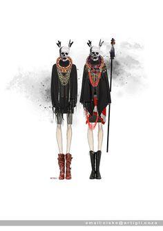 Ciske Kruger Samurai, Darth Vader, Illustration, Fictional Characters, Artists, Digital, Check, Design, Fashion