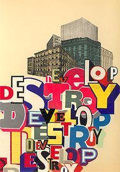 Develop, Destroy / Greg Lamarche
