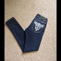 Miss Me Skinny Jeans Miss Me Skinny Jeans NWOT SIZE 26 inseam 31 Miss Me Jeans Skinny
