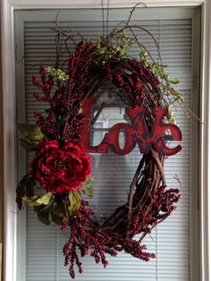 Valentine's Wreath! ❤️