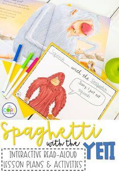 #spaghettiwiththeyeti #spaghettiwiththeyetilesson #thecorecoaches