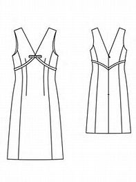 Image result for Dress Template