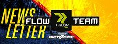 Header for newsletter Radon FlowTeam by Joost Wichman