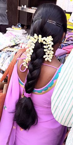 Best Indoor Garden Ideas for 2020 - Modern Long Ponytail Hairstyles, Indian Hairstyles, Beautiful Braids, Beautiful Long Hair, Black Hair Video, Indian Braids, Blonde Hair Black Girls, Indian Long Hair Braid, Beautiful Girl Indian