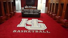 Display your School, School Team or School Organization in the style it deserves with School Logo Rugs!