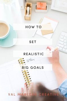 I've got a little secret to share that might be a surprise coming from a goal setter like myself. I'm not a fan of new year's resolutions. Small Business Plan, Business Goals, Business Advice, Business Planning, Business Quotes, Coaching, Entrepreneur, Encouragement, Career Inspiration