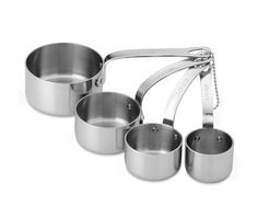 Williams-Sonoma Stainless-Steel Measuring Cups & Spoons #williamssonoma