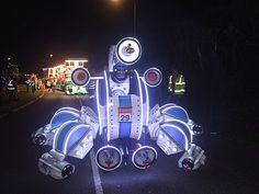 Carnival 2015, I Robot, Times Square