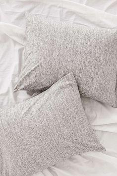 4040 Locust Spacedye Jersey Pillowcase Set - Urban Outfitters