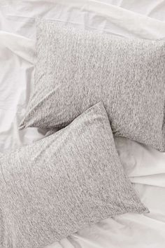 4040 Locust Spacedye Jersey Pillowcase Set