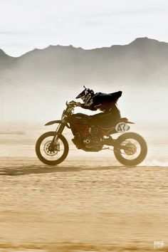 Ducati Cafe Racer, Ducati Scrambler, Cafe Racers, Bike Lift, Desert Sled, Rv Truck, Off Road Racing, Pikes Peak, Street Tracker