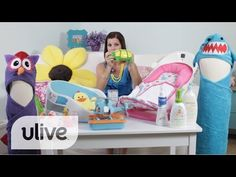 Rub a dub dub! Make bath time fun for your kids: Rachel from Celebrity Baby Trends gives her best picks for bathtime fun! (Get our designed-by-OSA Turtle Bathtub Faucet Cover here: http://www.onestepahead.com/…/Turtle-Bathtub-Faucet-Cover.p…) Watch it now: http://bit.ly/16mO2rY ‪#‎haulvideo‬