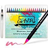 Review For Watercolor Brush Pens By Goartpro Set Of 20 Color