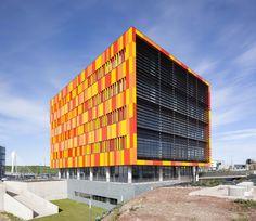 Galería de Oficinas en Parque Científico y Tecnológico de Cantabria / Pablo Notari Oviedo + SUMAR urbanismo y arquitectura + CONURMA Ingenieros Consultores - 13